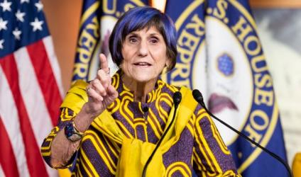 photo of congresswoman delauro