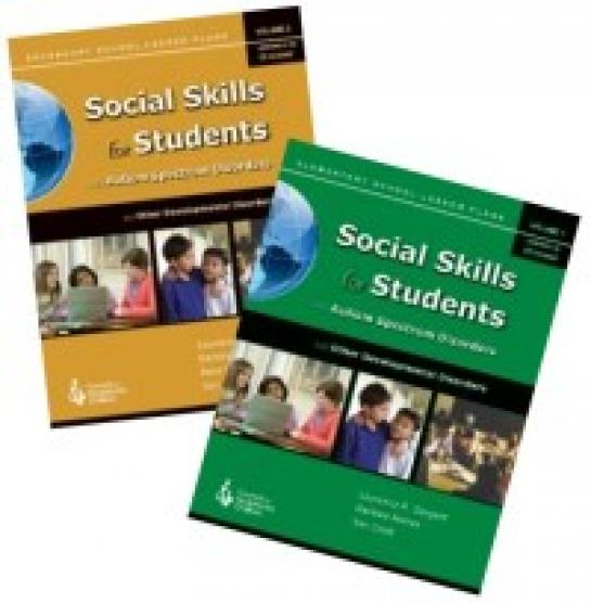 Social Skills for Students with ASD: 100 Lesson Plans