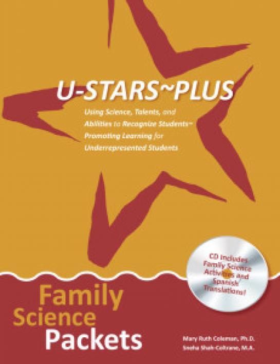 U-STARS~PLUS Family Science Packets