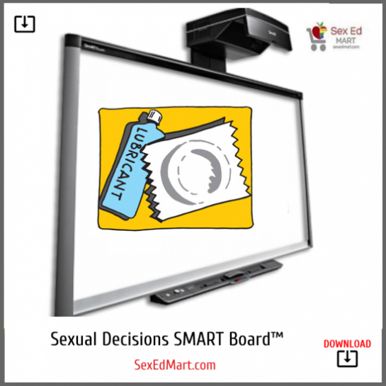 Sexual Decisions SMART Board™ Teaching Package