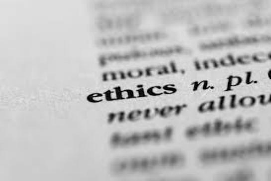ethics definition in dictionary