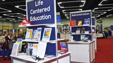 Exhibit for Life Centered Education