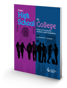 From High School to College: Steps to Success for Students With Disabilities
