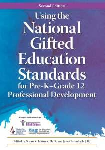 Using the National Gifted Education Standards for Pre-K–Grade 12 Professional Development (2nd ed.)