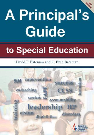 A Principal's Guide to Special Education, 3rd Edition