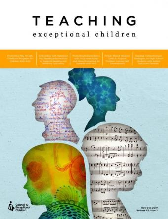 TEACHING Exceptional Children Journal (Volume 52, Issue 2)