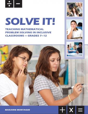Solve It! Teaching Mathematical Problem Solving