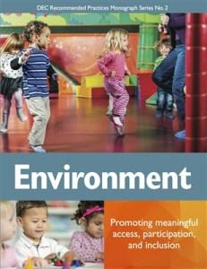 Environment: Promoting Meaningful Access, Participation, and Inclusion