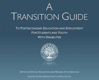 Cover of transition guide