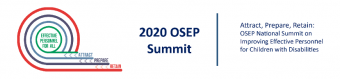 OSEP 2020 summit banner