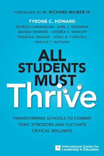AllStudentsMustThrive Book Cover